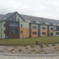 Ocieplenia i Elewacja dla szkoły w Bolszewie w pobliżu Wejherowo, Firma Spec Bud A. Teclaf Gdańsk Pomorskie